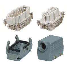 plate with connector hsn code